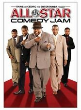 Shaq and Cedric the Entertainer Present: All Star Comedy Jam [New DVD] O-Card