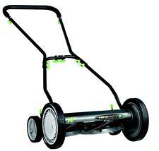 Earthwise 16-in Reel Lawn Mower Manual Self Push Lawnmower Mow Walk Behind New