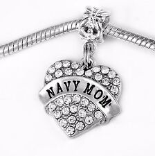 soldier Silver military Low Price Navy Mom keychain Best keychain gift