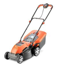 More details for flymo speedi-mo 360c lawn mower - 1500w, 36cm, 40l grass box - brand new
