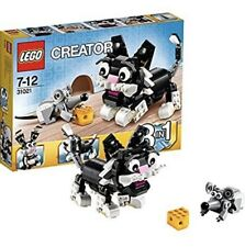 LEGO Creator Cat and mouse 3-in-1 Set 31021 - BRAND NEW