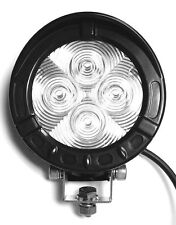 "4"" Round Work Light, 4 High Power LED Diodes, 3 Watt, Spot Resolution"