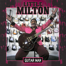 Guitar Man by Little Milton (CD, Sep-2002, Malaco)