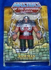 2013 Ram Man Mattel MOTU MOTUC Masters of the Universe Classics MOC