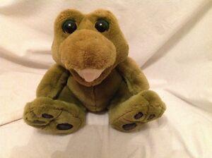 """Crocodile Croc Soft Toy Big Eyes 14"""" Tall"""