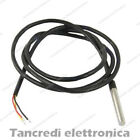 DS18B20 - DS 18B20 Sensore digitale temperatura SONDA -55 +125 °C per ARDUINO