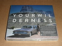 """The Pineapple Thief """"Your Wilderness"""" 2CD TOUR EDITION Sealed [Bruce Soord]"""