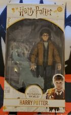 2019 McFarlane Toys DEATHLY HALLOWS 2 ** HARRY POTTER w/ STAG PATRONUS ** 7""