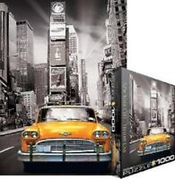 Eurographics Jigsaw Puzzle 1000 Piece - New York Yellow Cab EG60000657
