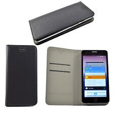Schutz Hülle Tasche Case Handykappe Handyhülle für Medion Life E5008 Smartphone