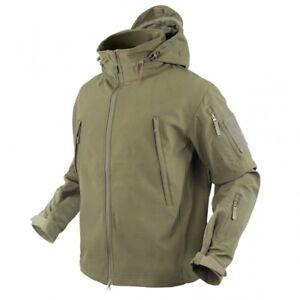 Soft Shell Jacket Summit Condor Coyote Tan