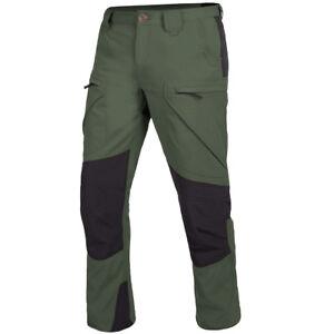 Pentagon Vorras Climbing Pants Outdoor Tactical Reinforced Trousers Camo Green