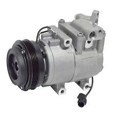 New AC A/C Compressor FITS: 2000  2001  2002 2003 2004 Kia Spectra L4 1.8L.