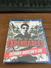 *NEW SEALED* The Expendables (Blu-ray/DVD) Sylvester Stallone