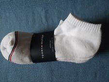 Men's Tommy Hilfiger athletic low cut cushioned SOCKS 6 PAIRS NWT