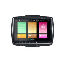 "AUTORADIO 9"" Touch Android Octa Core JEEP RENEGADE Navigatore Gps Usb"