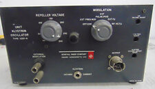 General Radio Co. KLYSTRON OSCILLATOR Type 1220-A