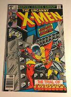 Uncanny X-Men #122, VF- 7.5, Trial of Colossus