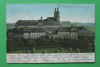 Bayern AK Schloss Banz Kloster OFR 1903 Gebäude Architektur Kirche Umgebung (1