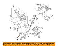 NISSAN OEM-Engine Oil Drain Plug 1112801M0B