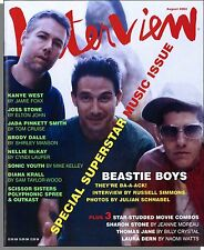 Interview - 2004, August - Superstar Music Issue! Kanye West, Sonic Youth