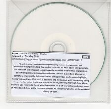 (GO270) Atlas Sound, Shelia - 2010 DJ CD