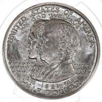 1921 Alabama 50C PCGS CAC Certified MS63 US Silver Half Dollar Commemorative