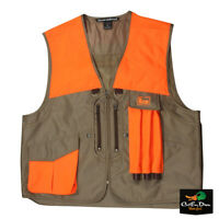 NEW BANDED GEAR BIG STONE OXFORD VEST UPLAND HUNTING SHOOTING VEST BLAZE / TAN