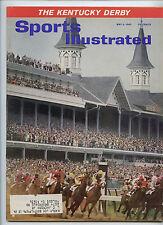 Sports Illustrated Kentucky Derby 1965 Yankees Maris Bouton Linz Pepiton Coke Ad