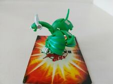 Bakugan Battle Brawlers Raptorix Green Ventus Gundalian Invaders DNA 760G