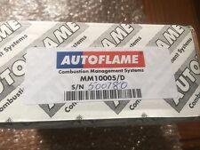 AutoFlame MM100005/D SERVO MOTOR SMALL 24V 60HZ 4NM New