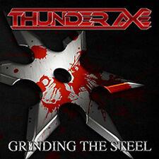THUNDER Axe-grinding the steel-CD - 163795