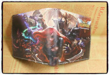 NEW League of Legends Leather Wallet  New Cosplay LoL *UK Stock