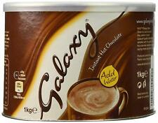 Galaxy Instant Hot Chocolate Drink 1kg Tin, Just Add Water