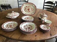 Antique Wedgwood Dining Set , Japan Pattern, Circa 1882 Museum Piece New Price!!