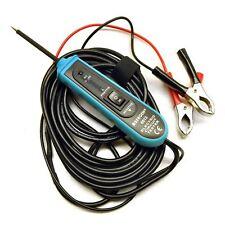 Circuit alimenté par l'alimentation testeur sonde lance 6 - 24 volts numérique