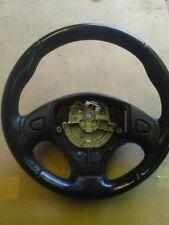 MGTF MGF all years Black Leather Steering Wheel