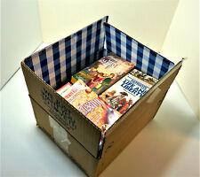 mystery box lot of 21 Historical fiction & Romance paperback novels