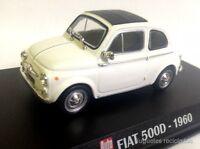 1/43 FIAT 500D 1960 IXO AUTOPLUS DIECAST MODELCAR