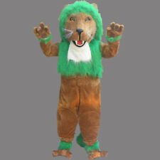 2017 New Lion Cartoon Character Teletubby Mascot Costume Fancy Dress Unisex Gift