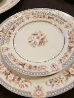 RARE VTG NWOB First Lady 51pc Dinnerware Set for 8 by Society Fine China 4764