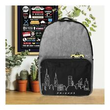 TV Show ''Friends'' Taxi Backpack Rucksack School Bag Office - New Your Skyline