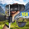 16x52 Zoom Hiking Monocular Telescope Lens Camera HD Scope Cam Hunting Outdoor