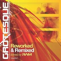 RAM - GROTESQUE REWORKED & REMIXED VOL.1   2 CD NEW!
