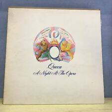 QUEEN A Night At The Opera 1975 UK vinyl LP Gatefold sleeve EXCELLENT CONDITION