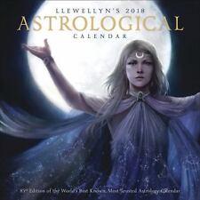 LLEWELLYN'S 2018 ASTROLOGICAL CALENDAR - FRANCIS, LESLEY/ SCOFIELD, BRUCE/ LLEWE