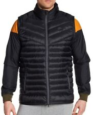 NWT NIKE Men's Down GILLET Puffer Vest BLACK 3XL $170!