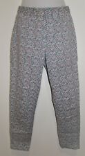 GORMAN Elastic Waist Floral Cotton/Elastine Pants Size 6 Small S