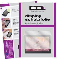 2x Lenovo Miix 320 10 Zoll Schutzfolie klar Displayschutzfolie Folie dipos