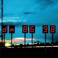 2xCD ALBUM DEPECHE MODE THE SINGLES 86 / 98 COMPILATION 21 TITRES REMASTERED